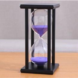 Reloj De Arena De madera Reloj De Arena De 45/60 minutos 20,5*10*10 Reloj De Cuenta regresiva Regalo De Cumpleaños De Navidad de
