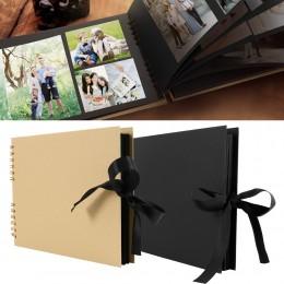 80 páginas álbumes de fotos álbum de recortes de papel DIY álbum de manualidades álbum de fotos para bodas regalos de aniversari