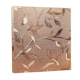 600 hojas 6-pulgadas (50 hojas de 5 pulgadas) foto intersticial álbum de fotos Retro de cuero de la PU de Foto álbumes Scrapbook