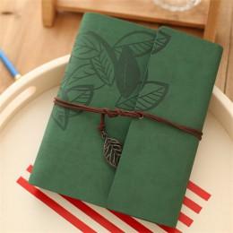 8 pulgadas PU cuero antiguo papel Kraft álbumes de fotos 30 hojas para regalos de cumpleaños de bebé hojas decoración del hogar