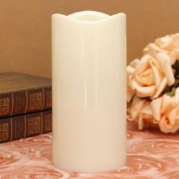 1 Uds vela LED sin llama velas luces de noche lámpara con pilas para boda cumpleaños fiesta Navidad hogar Decoración