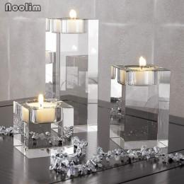 Portavelas religiosas NOOLIM vela de té decoraciones de boda centros de mesa Bonus