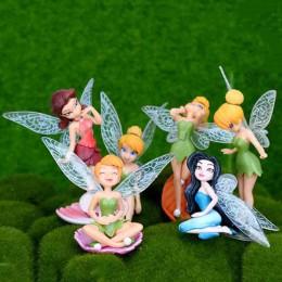 6 unids/set miniaturas de jardín de hadas decoración de ornamento DIY para adornos artesanales decoración del hogar regalos de d