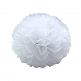 5 uds. 6 ''-12'' borlas de papel de seda boda Bola de flores de papel decorativo Baby Shower cumpleaños fiesta decoración papel