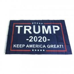 150x90 cm, Bandera de 2020, doble cara, impresa, Bandera de Trump, mantener a Estados Unidos, ideal para el presidente de Estado