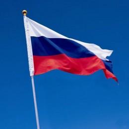 Bandera Nacional de Rusia 90*150cm banderas colgantes Oficina/actividad/desfile/bandera de decoración del hogar para el Festival