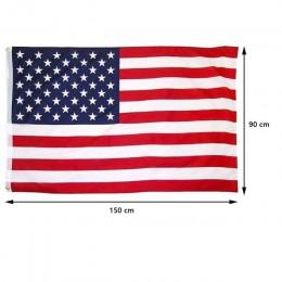 90x150cm bandera americana EUA Bandera Azul línea usa policía bandera de Estados Unidos las estrellas y las rayas bandera de Est
