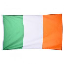 Nuevo 150x90cm CARTEL DE IRLANDA bandera de la República nacional bandera de decoración del hogar de país de Irlanda 3X5FT