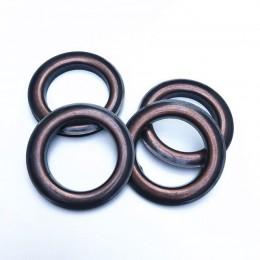 Venta al por mayor de anillos metálicos de oro/plata/bronce para cortinas anillos de Metal accesorios de ojales para cortinas in
