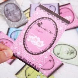 Natural olor a incienso hermosa la vida Rosa refrescante bolsa de fragancia perfume de Lily armario sobre 1PC aromaterapia aire