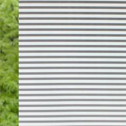 Nuevo 45*100cm imitación de persiana ventana pegatina ventana pegatinas anti-peep ventana Papel viene con pegamento película de