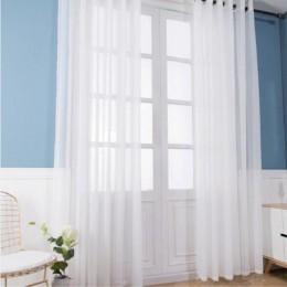 Cortinas de estilo europeo y americano para pantalla de ventana de sala de estar 20 cortinas de puerta sólida Panel de cortina d