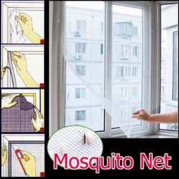2019 nuevo Protector de la cubierta del inserto de la pantalla del Anti-Mosquito Invisible de la cortina de malla de la puerta d