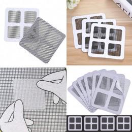 Paquete de 5 pegatinas de parche de pared de pantalla de reparación de insectos antimosquitos adhesivo para el hogar ventana de