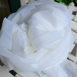 Cortinas blancas de tul blanco sólido cortinas modernas para sala de estar cortinas transparentes de tul cortinas de ventana tra