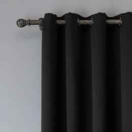 Cortinas Modernas JRD para sala de estar cortinas para dormitorio cortinas telas terminadas listas para colgar cortinas