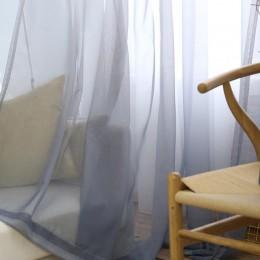 Cortinas gradiente Color impresión gasa gris ventana moderna sala de estar cortinas tul Sheer telas Rideaux Cortina T & 185 30
