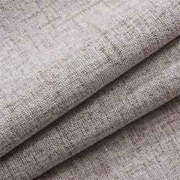 100% de lino cortinas opacas para el dormitorio de la cocina tratamiento de la ventana cortinas sólidas a prueba de agua para la