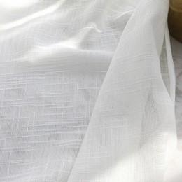 Cortinas de tul sólido de Japón para la ventana del dormitorio cortinas transparentes para la cocina de la sala de estar cortina