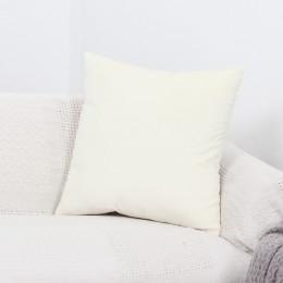 Lujo azul cojín de terciopelo funda de almohada, funda de almohada rosa amarillo verde gris blanco negro decorativo sofá almohad