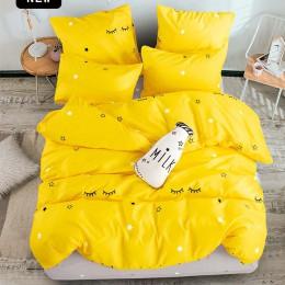 Juegos de cama lisos estampados Alanna juego de cama para el hogar 4-7 Uds patrón encantador de alta calidad con flor de árbol d