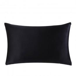 Envío Gratis 100% funda de almohada de seda de morera natural fundas de cremallera funda de almohada para saludable standard que